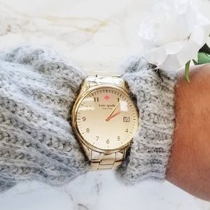 Kate Spade Gold Pink Watch